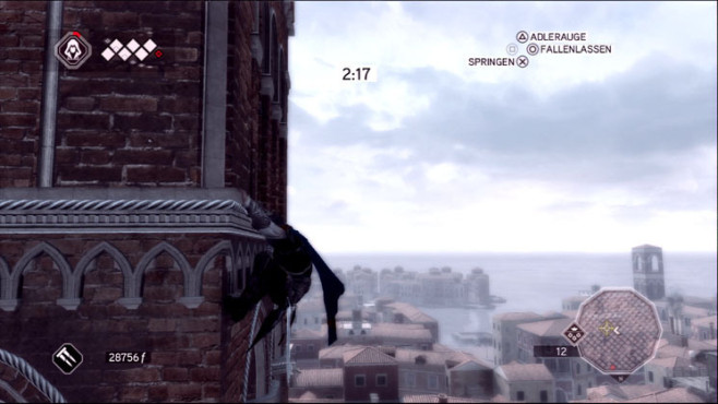 Komplettlösung Assassins Creed 2: Ecke