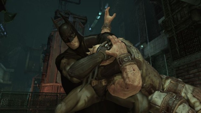 PS3-Hits 2009: Batman – Arkham Asylum