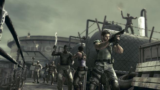 PS3-Hits 2009: Resident Evil 5