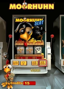 Moorhuhn-Homepage: Moorhuhn Slotmachine