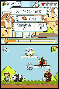 DS-Hits 2009: Scribblenauts