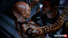 """Ein (un-)moralisches Angebot Gefühle und Gesinnung: In """"Mass Effect 2"""" geht es nicht nur um die richtige Wahl der Waffen."""