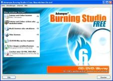 """Ashampoo Burning Studio 6 Free: �Ashampoo Burning Studio 6 Free"""" ist eine praktische und kostenlose Alternative zu teuren Brennprogrammen."""