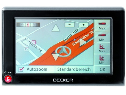Becker Traffic Assist Z 103