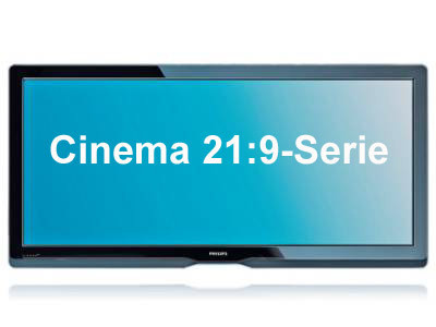 Philips: Cinema 21:9-Serie