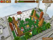 Actionspiel Strike Ball 3: Spielwelt