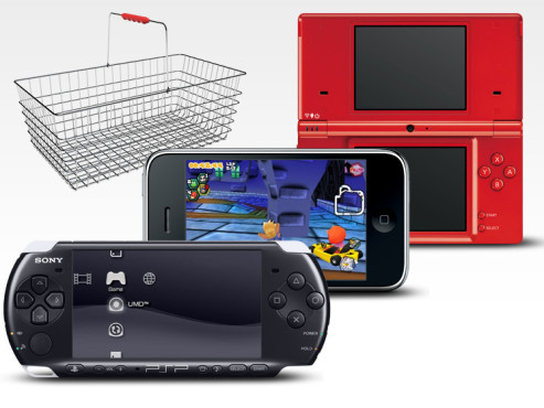 Mobile Spielekonsolen ©Computer Bild