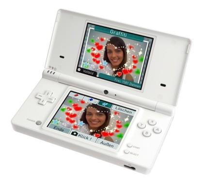 Nintendo DSi: Kamera ©Nintendo
