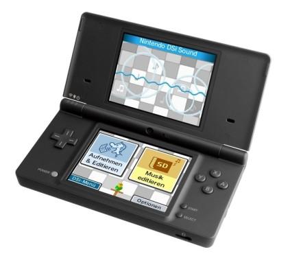 Nintendo DSi: Musik ©Nintendo