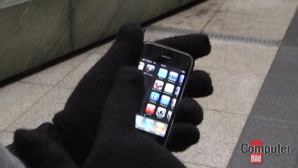 Video: Der iPhone-Handschuh