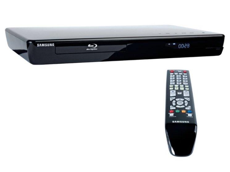 Test: Blu-ray-Player Samsung BD-P3600