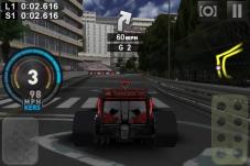 Rennspiel F12009: Rennwagen