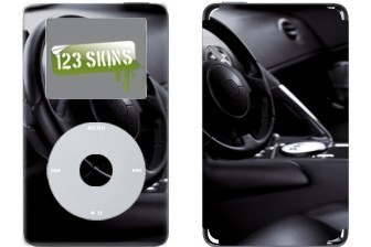 MP3-Player-Folie Lamborghini ganz privat