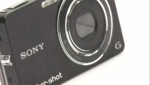 Video zum Testsieger: Digitale Kompaktkamera Sony Cybershot DSC-WX1