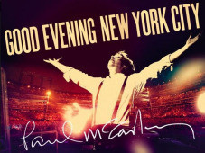 "Album-Cover: Paul McCartney – ""Good Evening New York City"""