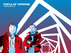 "Album-Cover: Popular Damage – ""The Royal Fly"""