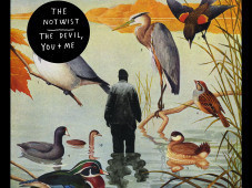"Album-Cover: The Notwist – ""The Devil, you + me"""
