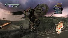 Actionspiel Bayonetta: Motorrad