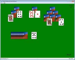 Screenshot 2 - TriPeaks Solitaire