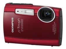 Olympus mju Tough-3000 - Outdoor-Kamera