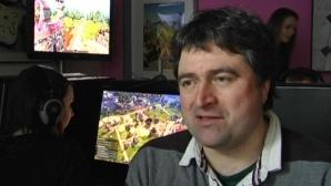Die Siedler 7: Video-Interview mit Benedikt Grindel