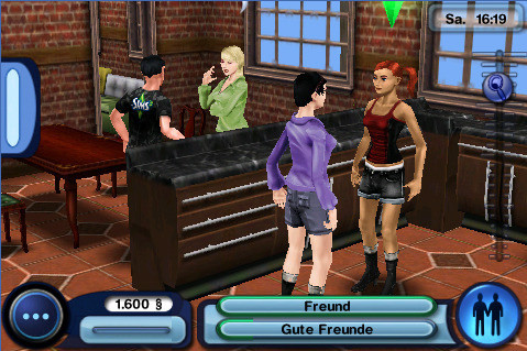 Simulation Die Sims 3: Bar