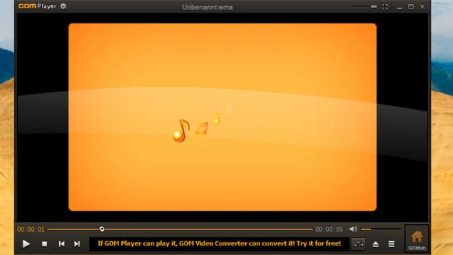 GOM Player: Erweiterbares Abspieltool ©COMPUTER BILD