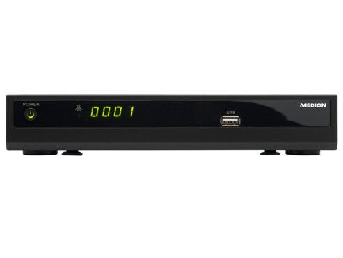 HD-Satelliten Receiver Medion Life P24004 © MEDION