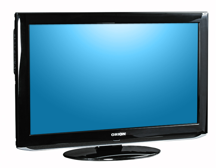 test lcd tv mit eingebautem blu ray player orion tv32fx555bd audio video foto bild. Black Bedroom Furniture Sets. Home Design Ideas