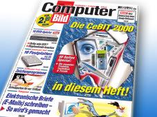 COMPUTER BILD 4/2000©COMPUTER BILD