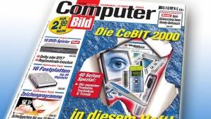 COMPUTER BILD-Heft 2000 ©COMPUTER BILD