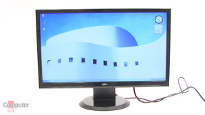 Video zum Testsieger: 23-Zoll-Monitor Fujitsu Amilo SL3230T