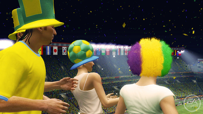 Fifa WM 2010: Brasilien © Electronic Arts