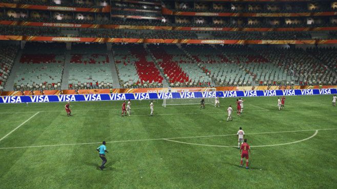 Fifa WM 2010: Publikum © Electronic Arts