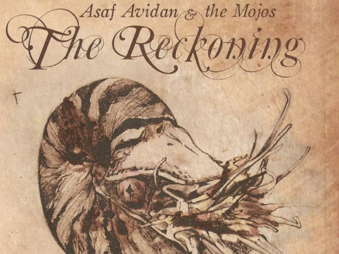 "Album-Cover: Asaf Avidan and The Mojos – ""The Reckoning"""