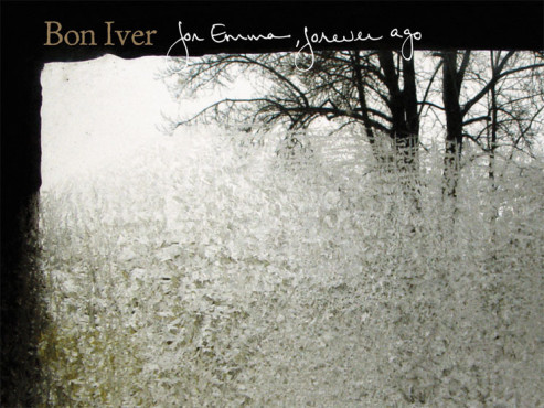 "Album-Cover: Bon Iver – ""For Emma, Forever Ago"""