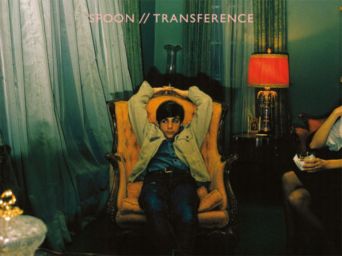 "Album-Cover: Spoon – ""Transference"""