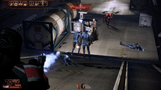 Komplettlösung Mass Effect 2: Warp-Munition