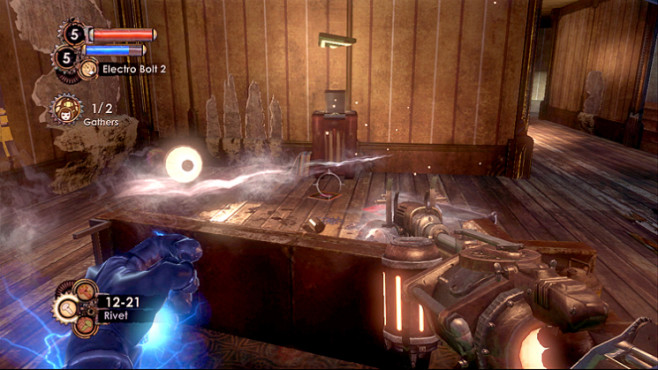 Bioshock 2 Tricks: Brotkrumen