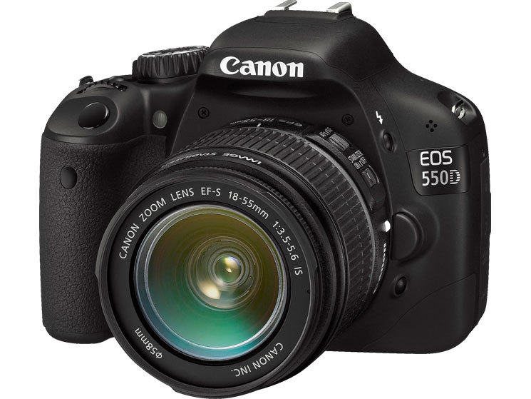 How to use canon 550d dslr camera 360