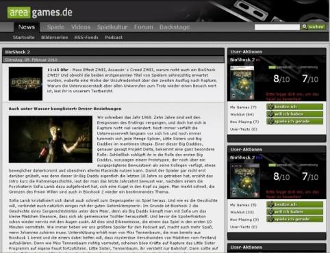 Areagames.de