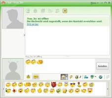 """ICQ: Über den kostenlosen Sofortnachrichten-Dienst """"ICQ"""" chatten Sie mit Ihren Freunden auf der ganzen Welt!"""