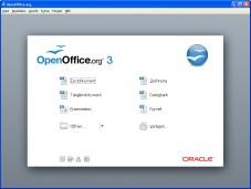 """OpenOffice.org: Über das Startcenter von """"OpenOffice"""" haben Sie Zugriff auf alle Module der Bürosoftware."""