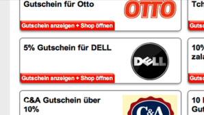 Billiger Einkaufen? Gutschein-Dienste im Test