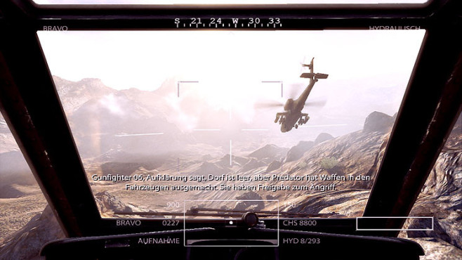 Actionspiel Medal of Honor: Apache ©Electronic Arts