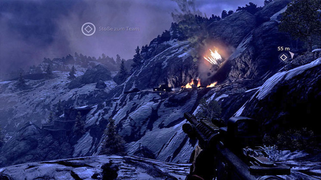 Actionspiel Medal of Honor: Artillerie ©Electronic Arts
