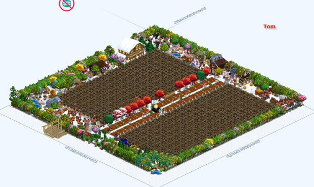 Browserspiel Farmville: Hof 11