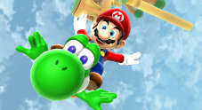 Geschicklichkeitsspiel Super Mario Galaxy 2: Yoshi