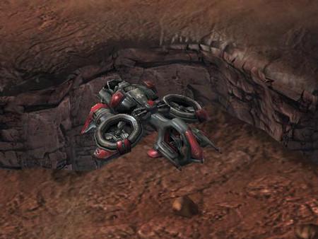 Strategiespiel StarCraft 2: Banshee
