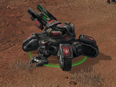 Strategiespiel StarCraft 2: Belagerungspanzer